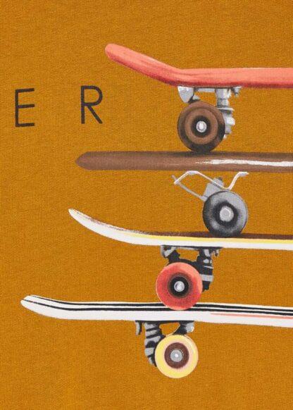 "Mayoral Πουλόβερ μεταξοτυπία ""skater"" τζιντζερ 11-04402-091"