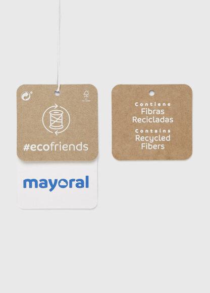 Mayoral Μπουφάν γυαλιστερό Γκρι 11-07437-057