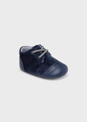 Mayoral Παπούτσια αμπιγιέ Ναυτικό μπλε 11-09445-042