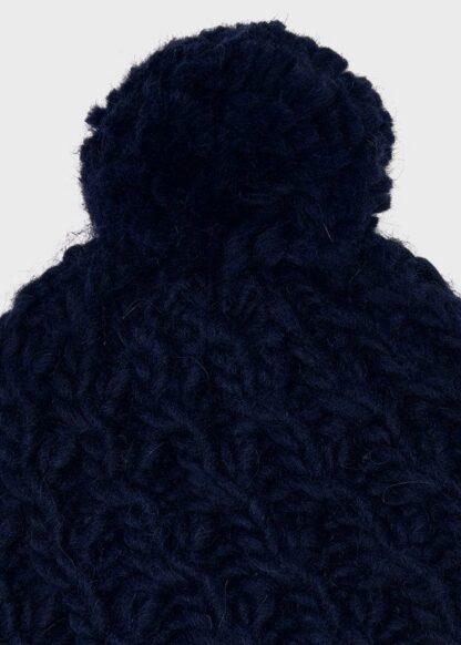 Mayoral Καπέλο πλεκτό Ναυτικό μπλε 2 11-10160-052